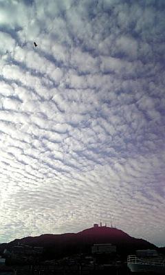 素敵な空と雲